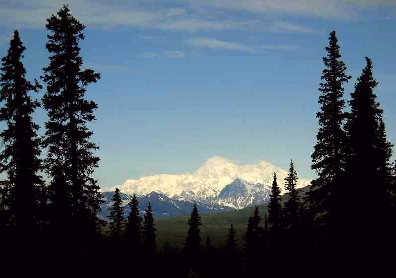 Beautiful Mt. Denali